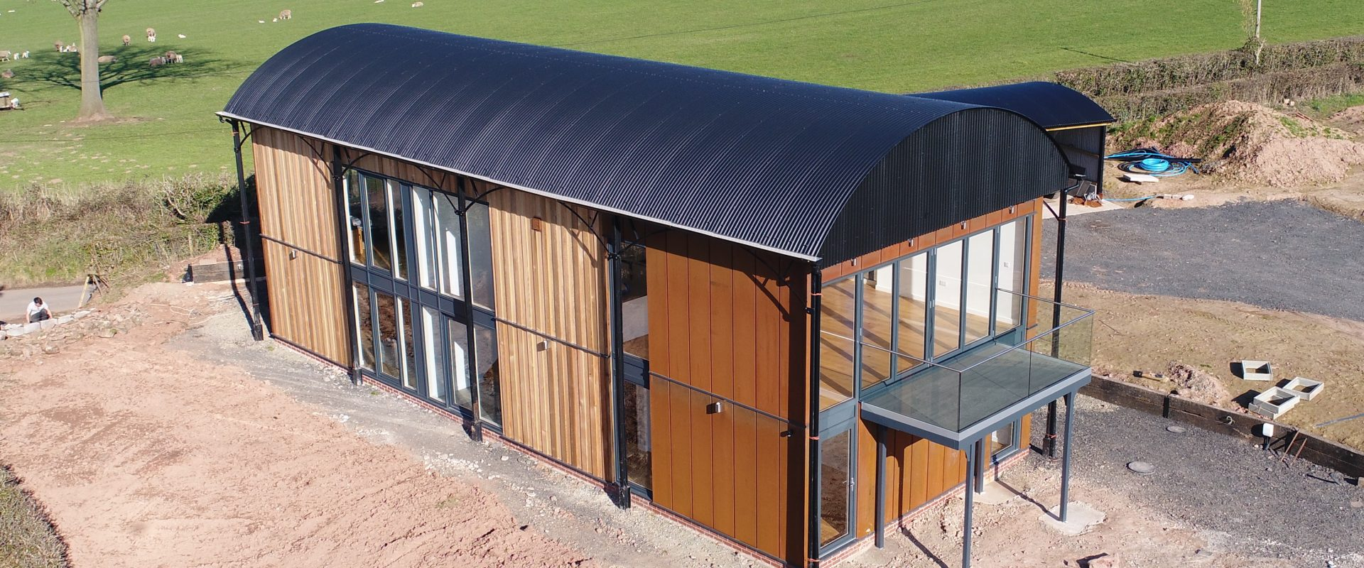Dutch Barn Conversion 8